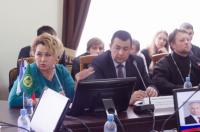 Шагапова Р.А. приняла участие в в круглом столе «Национальная идея как элемент внутренней политики страны»