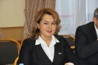 Руфина Шагапова поздравила коллектив Всероссийского центра глазной и пластической хирургии с юбилеем