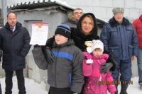 Руфина Шагапова приняла участие в торжественном старте проекта «70 дней до 70-летия Победы»