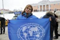 Руфина Шагапова участвует в экспедиции по комплексному биосферному резервату «Башкирский Урал»