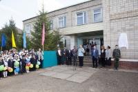 Руфина Шагапова и Вячеслав Аброщенко в Ильчигулово приняли участие в торжествах, посвященных 70-летнему юбилею Победы