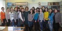 Руфина Шагапова встретилась с уфимской молодежью в Экологической библиотеке