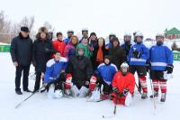 Руфина Шагапова: «Новые спортивные звезды России могут зажечься и на льду сельской хоккейной коробки»