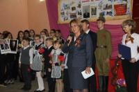Руфина Шагапова поздравила ветеранов села Новые Черкассы с юбилеем Победы