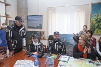 Депутаты Государственного Собрания встретились с экспедицией из Крыма